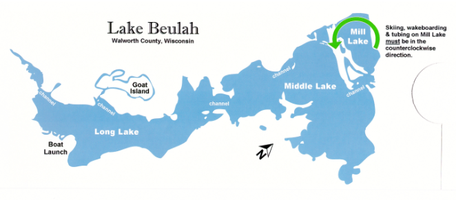 MAP of LB